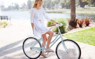 Как правильно выбрать велосипед для девушки — всё о велоспорте
