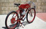 Самодельный велосипед с мотором — всё о велоспорте
