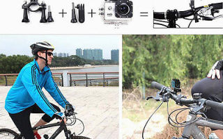 Экшен-камеры sjcam для велосипедистов — всё о велоспорте