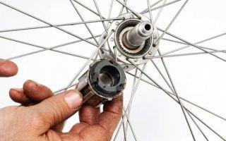 Как разобрать и собрать колесо велосипеда — всё о велоспорте
