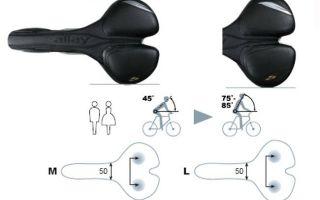 Седло для велосипеда: какое оно может быть и как его выбрать — всё о велоспорте
