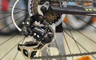 Как установить задний переключатель скоростей на велосипеде? — всё о велоспорте