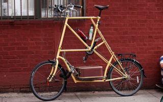 Самые необычные велосипеды — всё о велоспорте