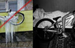 Как законсервировать велосипед на зиму? — всё о велоспорте