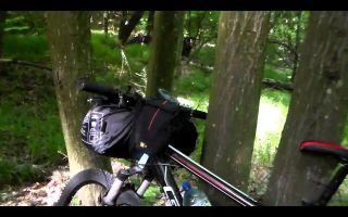 Первая ночёвка в лесу — всё о велоспорте