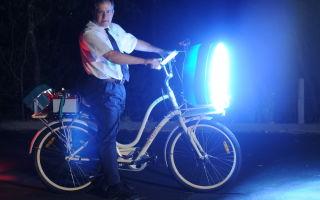 Светодиодный велосипедный фонарь: секреты выбора и нюансы конструкции — всё о велоспорте