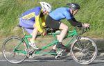 Тандем – двухместный велосипед — всё о велоспорте