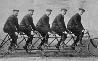 История создания первых велосипедов — всё о велоспорте