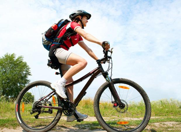 Можно ли ездить на велосипеде при геморрое